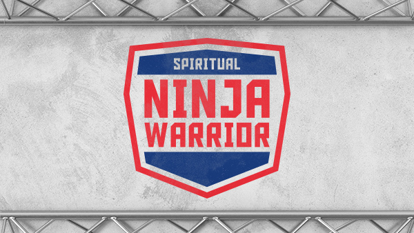 Spiritual Ninja Warrior, Week 1 - Powerful Prayer Image