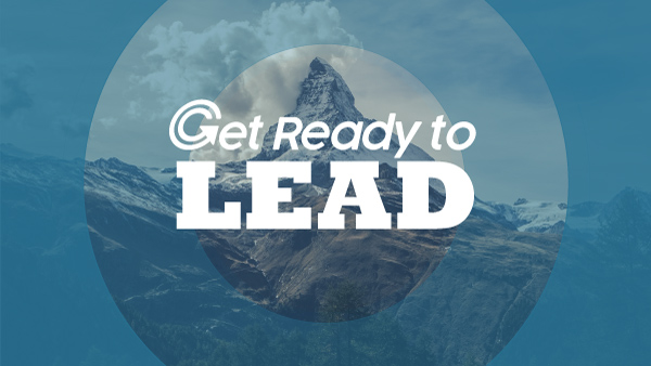 Get Ready to Lead - Week 1 Image